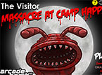 Massacre At Camp Happy - Aliens Horror Game