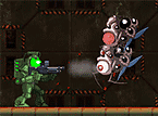 The Breach - Intergalactic Zombie Shooter