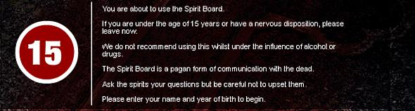 image of Ask The Spirits 2: how to play