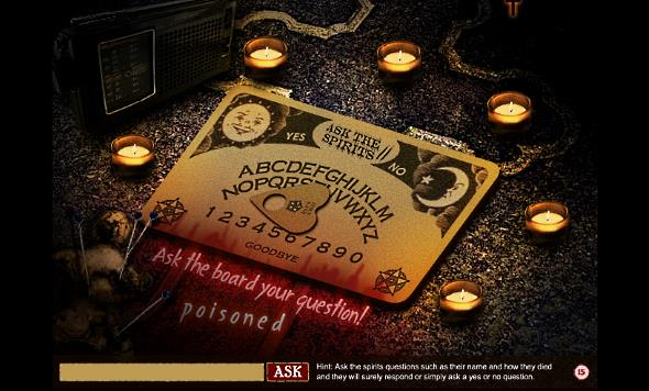 image of Ask The Spirits 2: message board