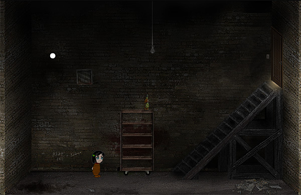 Free Icecream scary game: the basement