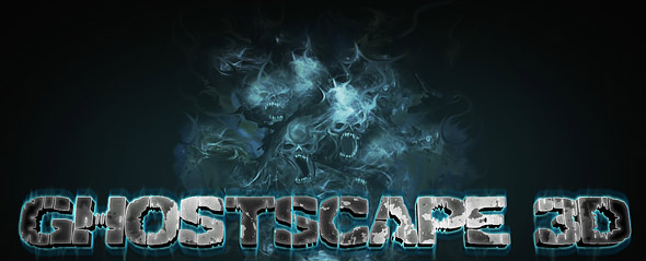 image of Ghostscape 3D: game poster
