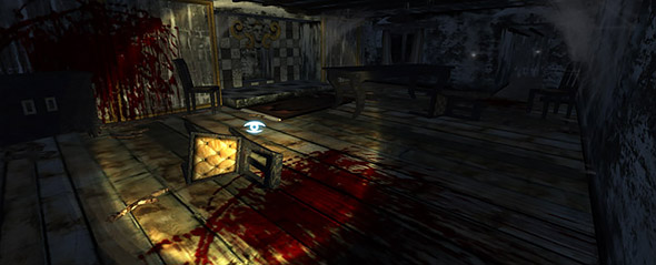 image of Ghostscape 3D: lots of bloody details
