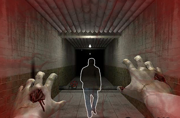 Hell Hall horror game