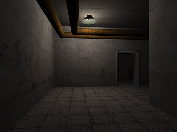 slender the nine pages: dark corridors