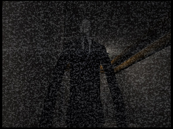 slender the nine pages: face to face with Slender man