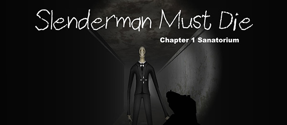 slenderman must die: game screenshot