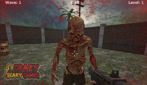 Special strike zombies zombie games crazyscarygames
