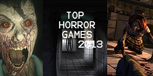 top horror games of 2013